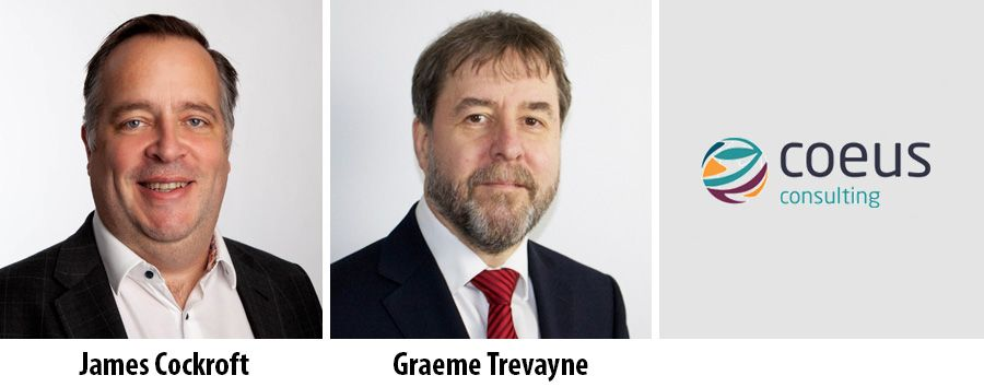 James Cockroft, Graeme Trevayne, Coeus Consulting