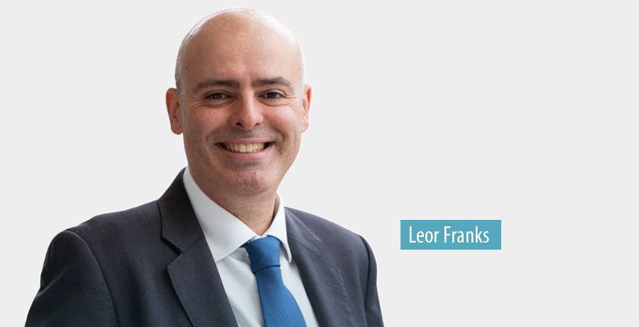 Leor Franks joins law firm Kingsley Napley