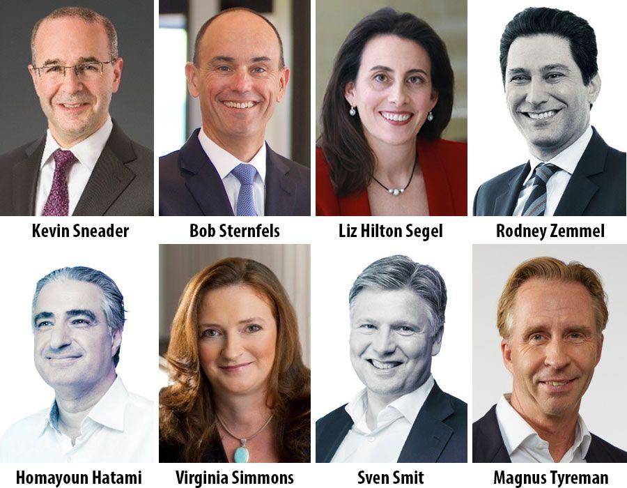 McKinsey Leadership Race