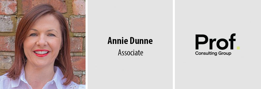 Annie Dunne, Associate, Prof. Consulting Group