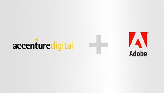 Accenture & Adobe expand alliance with digital marketing