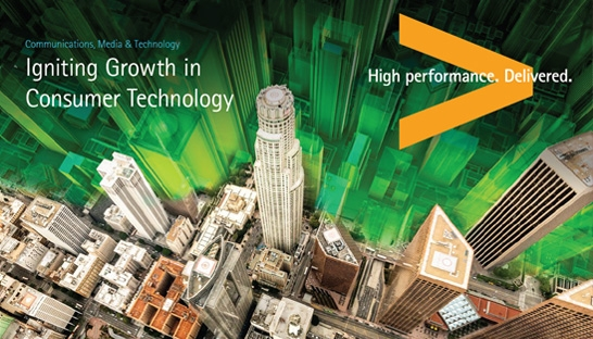Accenture: Consumer technology market growth stymied