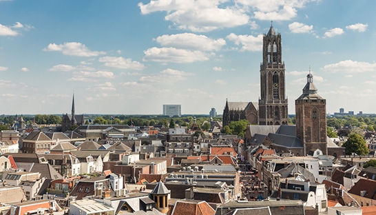 Utrecht and Ecofys shortlisted for EUROCITIES Awards