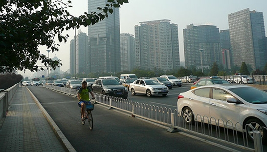 Ecofys & HaskoningDHV develop Beijing Bicycle Plan