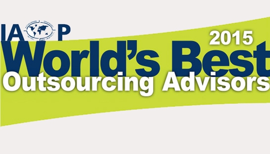 The best outsourcing advisory firms of the world