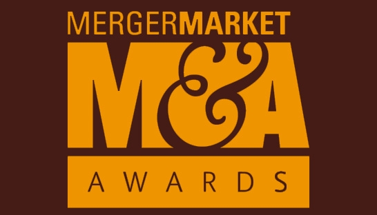 Seven business advisory win Mergermarket M&A Awards