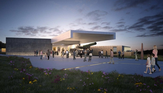 Arup supporting design of Salisbury Plain Heritage Centre