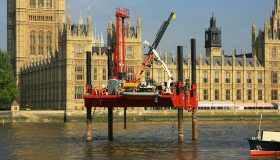 Arup & Atkins JV wins Thames Tideway Tunnel contract