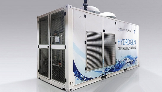 Arup and ITM Power to collaborate on hydrogen fuel