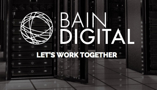 bain company digital strikes alliance with crunchbase. Black Bedroom Furniture Sets. Home Design Ideas