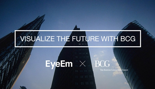EyeEm and BCG partnership clicks on quality photos