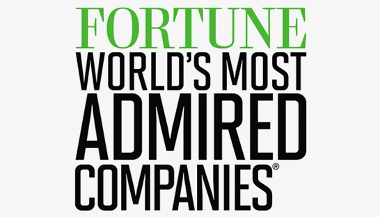 6 consulting firms in Fortune Most Admired Companies