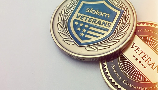 Slalom Consulting joins forces with SalesForce for vets