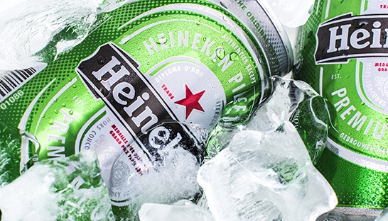 Consultancy spending Heineken rises to 179 million