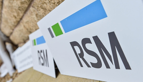 Revenues of RSM UK grow by 26 per cent to 292 million