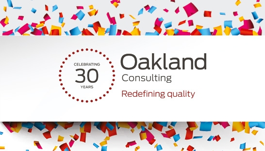 Oakland Consulting celebrates its 30th anniversary