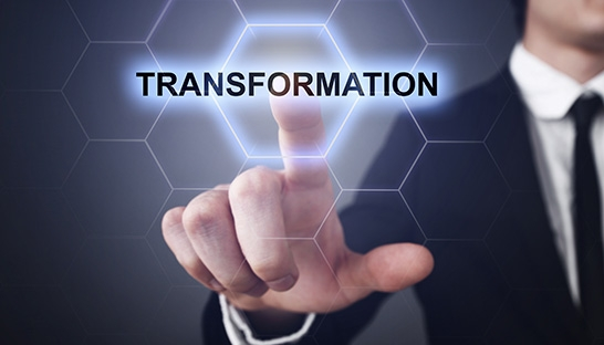 Digital Transformation requires a new way of working