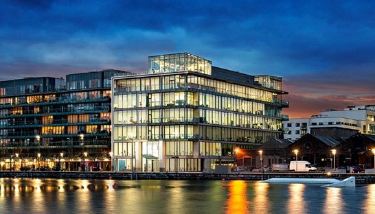 Accenture Ireland moves into new Hanover Quay office