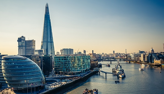 Protiviti and Robert Half move UK office to The Shard