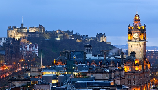 Ramboll helps to deliver sustainable heating Edinburgh