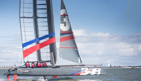 PA Consulting supports Ben Ainslie Racing team