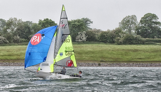PA Consulting sponsors RS Feva Sailing Championships