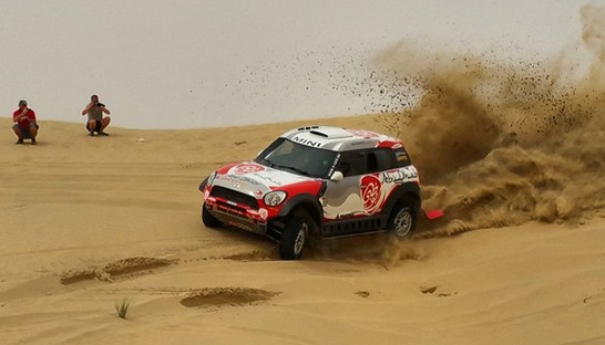 BearingPoint signs partnership with Abu Dhabi Racing