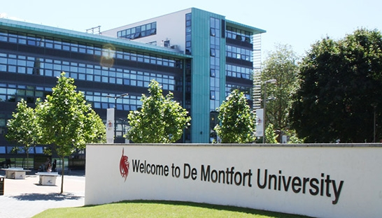 Deloitte supports cyber security MSc programme at DMU
