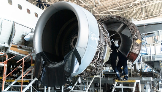 Airplane MRO market EU up third in coming decade