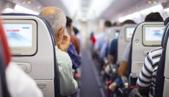 Commercial airlines adding more seats to airplanes