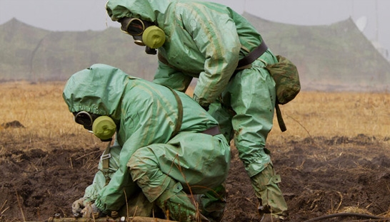 Ricardo-AEA provides chemical risk support to MoD