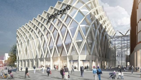 John Lewis hires Mace to fit its Victoria Gate store in Leeds