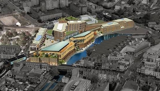 Mace appointed to deliver iconic Camden Lock Village