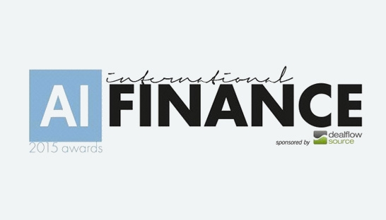10 business advisories winner of AI Finance 2015 Award