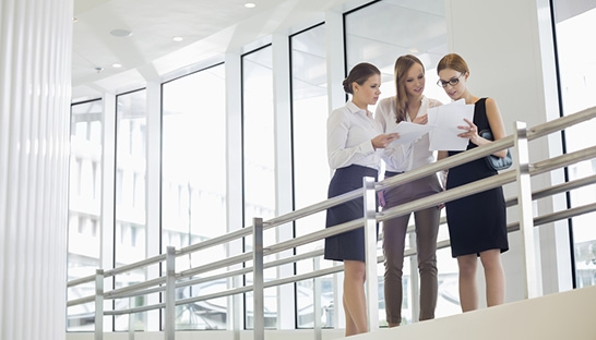 Female leaders outperform men in social and soft skills
