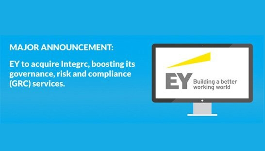 EY buys GRC expert Integrc, 100 advisors join Advisory