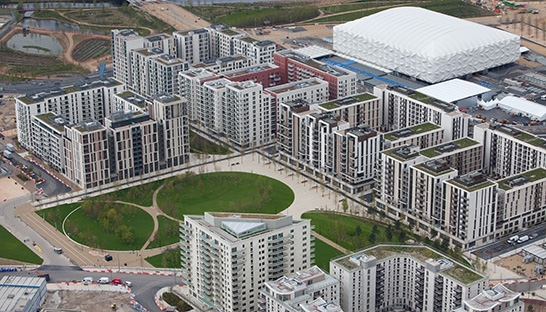 Deloitte helps graduates get London 2012 Olympic flats