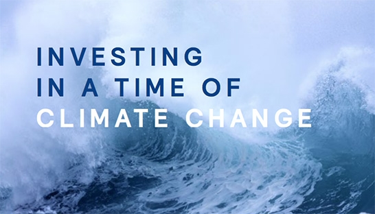 Investment managers should consider climate change