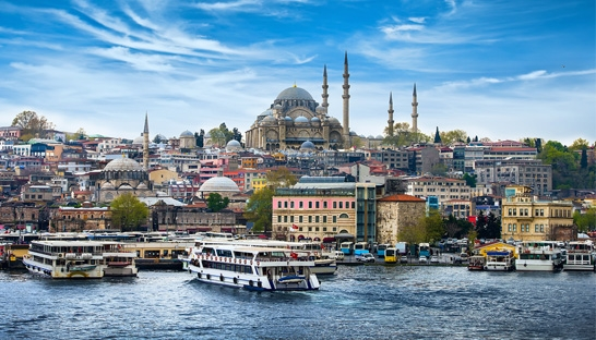 Istanbul, Brussels and Dubrovnik lead EU city tourism