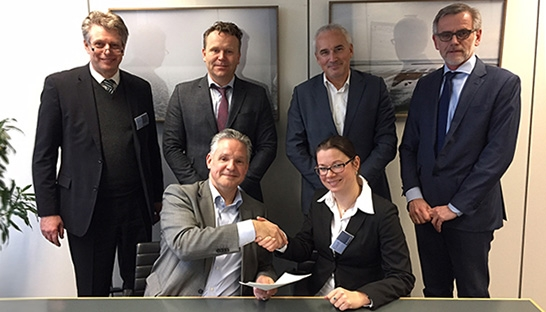 Kienbaum and Berenschot agree Benelux partnership