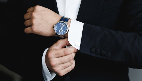 KPMG: Men buy luxury products to boost their status