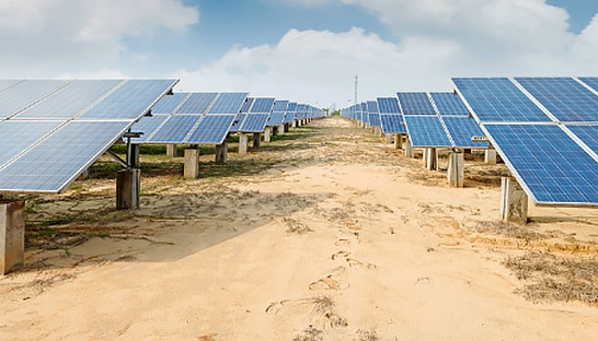 Consulting firms eyeing Indian renewable energy