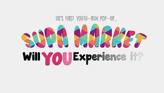 Accenture partner of youth led pop-up supermarket