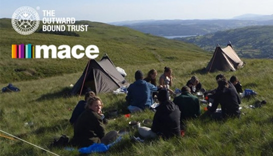 Mace donates 5,000 to outdoor-education charity