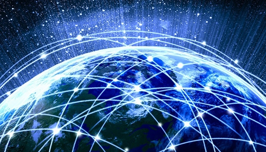 Boost global internet access to foster economic growth