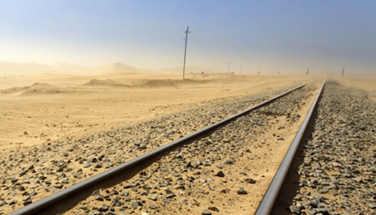GCC railway benefits Middle East transport landscape