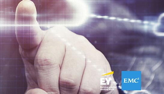 EMC and EY intensify alliance and strike strategic partnership