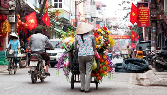 Vietnam top performer in converting wealth into well-being