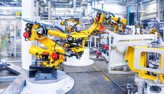 Industry 4.0 investments in major economies to hit 4.5 trillion by 2020