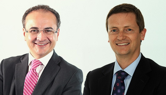 Mark Taylor succeeds Simon Hart as RSM Central region head